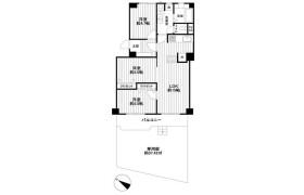 3LDK Apartment in Oyata - Adachi-ku