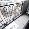 1SLDK Apartment to Rent in Kawasaki-shi Miyamae-ku Balcony / Veranda