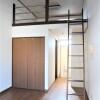 1R Apartment to Rent in Kawasaki-shi Takatsu-ku Living Room