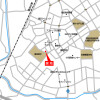 3LDK House to Rent in Hasuda-shi Access Map