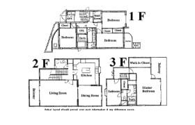 5SLDK House in Hiroo - Shibuya-ku
