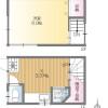 1K House to Buy in Suginami-ku Floorplan