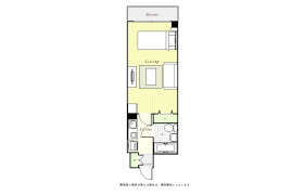 1K Mansion in Uchikoshimachi - Hachioji-shi