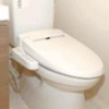 1K Apartment to Rent in Ota-ku Toilet