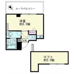 Whole Building {building type} in Kikuicho - Shinjuku-ku Floorplan