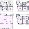 Whole Building Apartment to Buy in Arakawa-ku Floorplan
