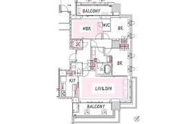 3LDK Apartment in Sambancho - Chiyoda-ku