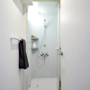1LDK Serviced Apartment to Rent in Taito-ku Bathroom