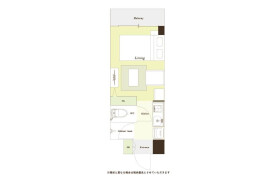 1R Mansion in Mitsukyo - Yokohama-shi Seya-ku