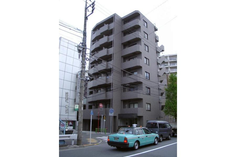 1K マンション 大田区 外観