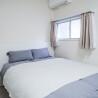 在港區內租賃4DK 公寓大廈 的房產 臥室