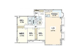 4LDK Apartment in Shoto - Shibuya-ku