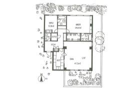 2LDK Apartment in Oyamacho - Shibuya-ku