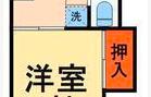 1K Apartment in Midorigaoka - Matsudo-shi