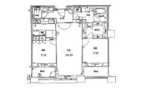 2LDK Apartment in Ofukacho - Osaka-shi Kita-ku