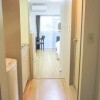 1R Apartment to Rent in Shinjuku-ku Entrance