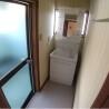 4K 戸建て 銚子市 洗面所