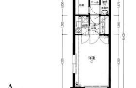 福岡市中央区春吉-1K{building type}