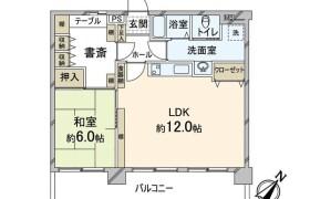 福岡市博多区 博多駅前 1SLDK {building type}