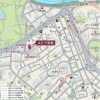 1LDK Apartment to Rent in Minato-ku Access Map