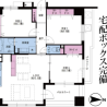 3LDK Apartment to Buy in Itabashi-ku Floorplan