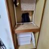1K Serviced Apartment to Rent in Yokohama-shi Kohoku-ku Storage