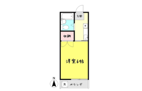 1K Apartment in Narimasu - Itabashi-ku