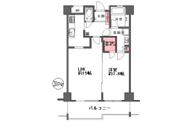 1LDK {building type} in Higashishinsaibashi - Osaka-shi Chuo-ku