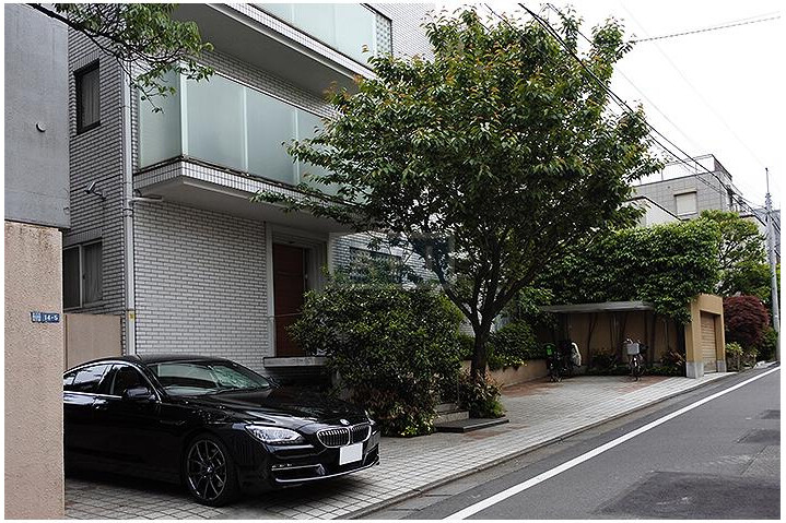 3LDK Apartment to Rent in Shinagawa-ku Exterior