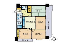 4DK Apartment in  - Chikushino-shi