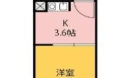 1K {building type} in Odomomachi - Maebashi-shi