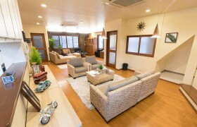 5LDK Apartment in Tamagawa - Ota-ku