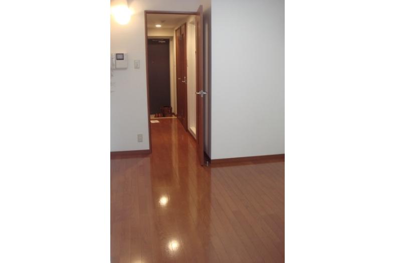 在Minato-ku內租賃1K 公寓 的房產 內部