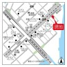 2LDK Apartment to Rent in Chuo-ku Access Map