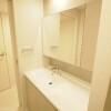 1LDK Apartment to Rent in Sumida-ku Washroom