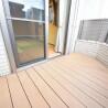 1SLDK Apartment to Rent in Chiba-shi Chuo-ku Balcony / Veranda