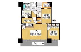 2SLK Apartment in Oyodominami - Osaka-shi Kita-ku