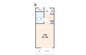 1R Apartment in Oyamadai - Setagaya-ku