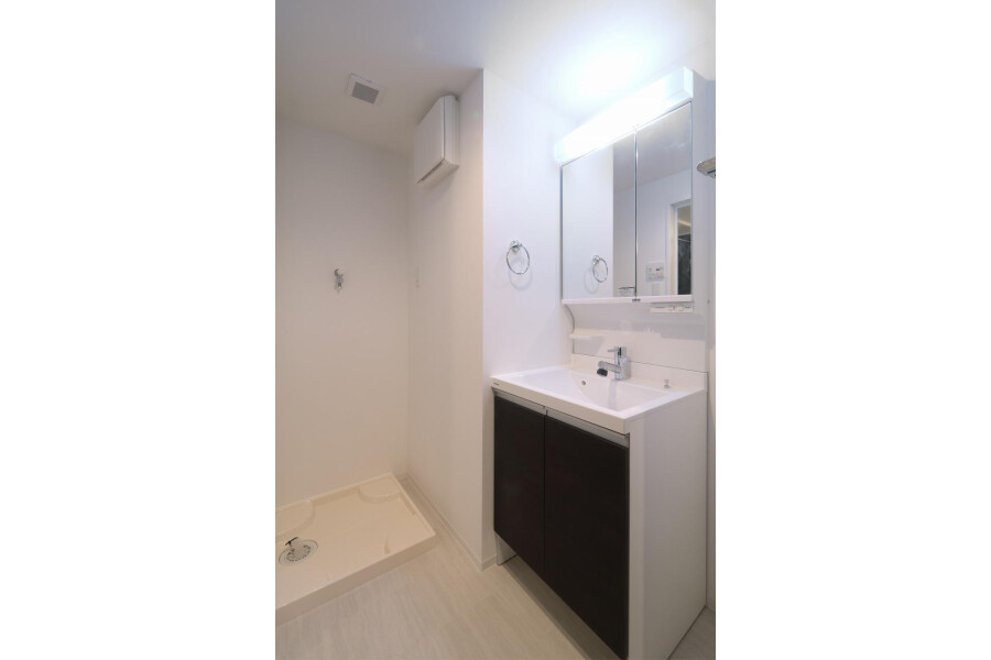 Whole Building Apartment to Buy in Meguro-ku Washroom
