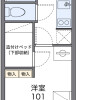 1K Apartment to Rent in Yokohama-shi Kanagawa-ku Floorplan