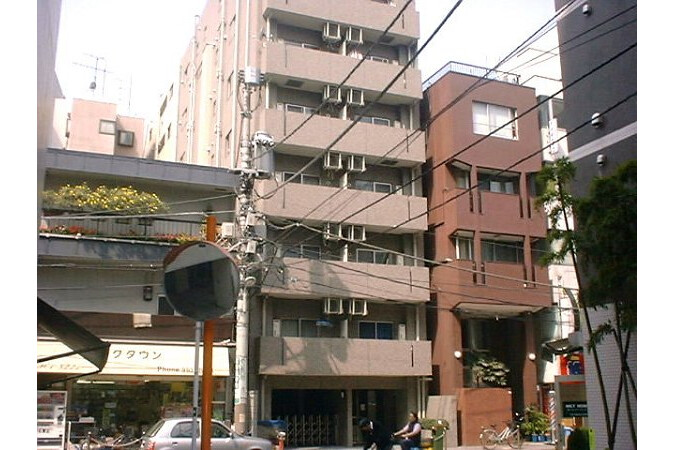 2K Apartment to Rent in Itabashi-ku Exterior