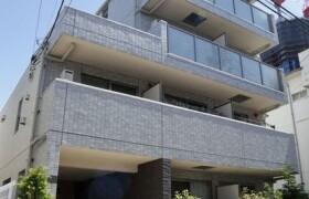 新宿区坂町-1K公寓大厦