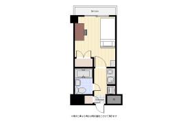 1K Mansion in Toyotamakita - Nerima-ku