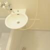 1K Apartment to Rent in Kyoto-shi Kamigyo-ku Washroom