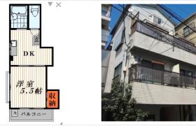 1DK Mansion in Numabukuro - Nakano-ku