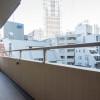 在港區購買2LDK 公寓大廈的房產 陽台