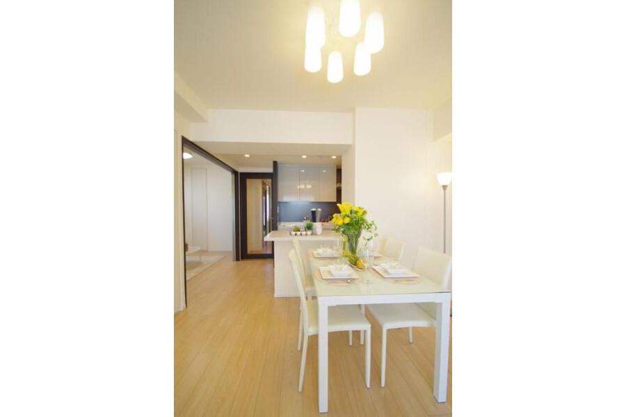 3LDK Apartment to Buy in Katsushika-ku Living Room