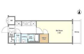 1K Apartment in Nakane - Meguro-ku