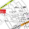 1R Apartment to Rent in Setagaya-ku Access Map