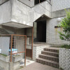 1R Apartment to Rent in Ota-ku Building Entrance